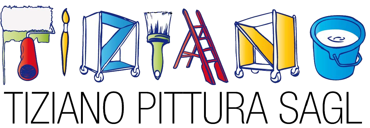Tiziano Pittura sagl sponsor logo